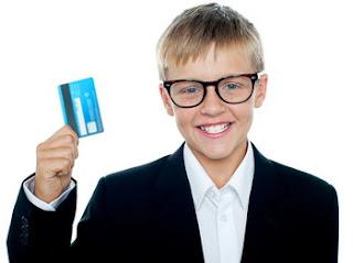 Кредитные карты для школьников