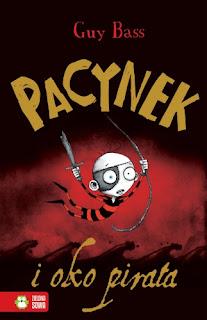 Pacynek i oko pirata - Guy Bass