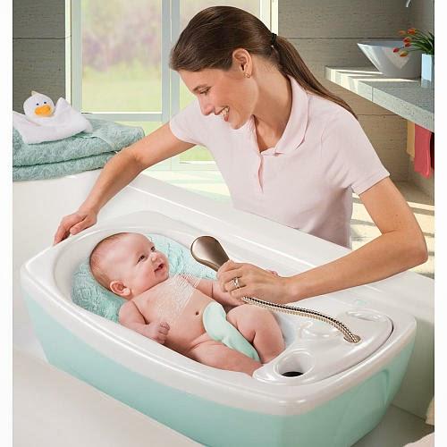Banheira de Hidromassagem Para Bebê!
