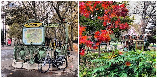 Meraviglioso Parc Monceau - Foto di Elisa Chisana Hoshi