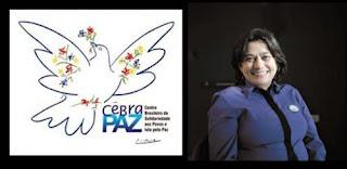 Resultado de imagem para Socorro Gomes e o Congresso Mundial da Paz
