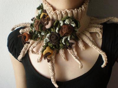 Cos'è il freeform crochet