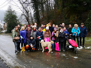 LoveLea's family weekend at La Roche, Be; courtesy of S. Ozonder