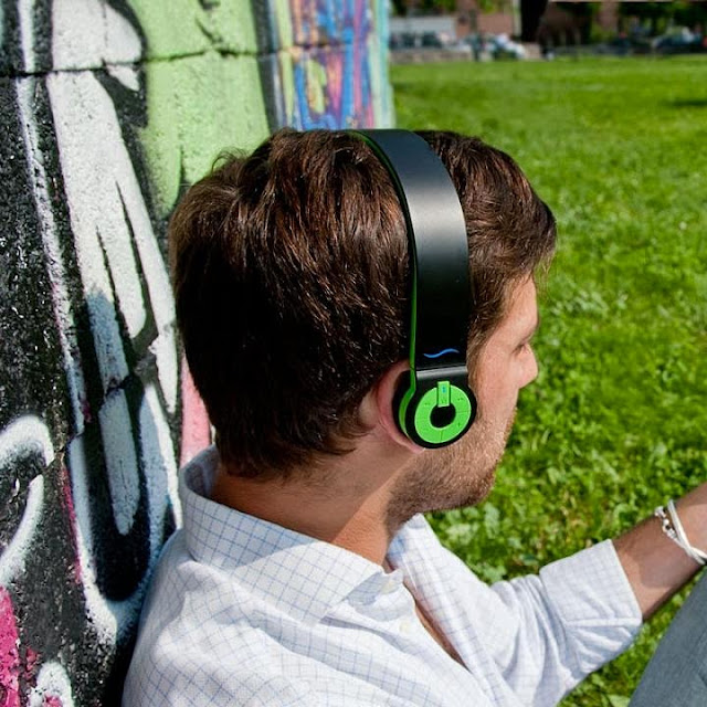 hi-Edo Bluetooth Headphones