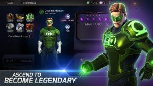 DC Legends Apk Mod v1.21.2 Battle for Justice Latest Version