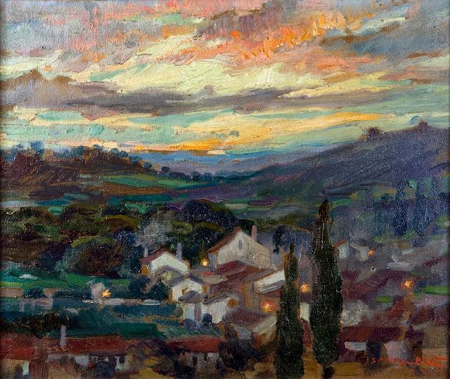 Ismael Blat Monzo, Paisajistas españoles, Pintor español, Paisajes de Ismael Blat Monzo, Pintores Valencianos, Ismael Blat