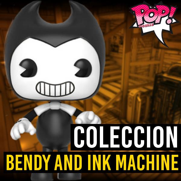 Figuras Funko Pop Lista Y: Funko POP Bendy And The Ink Machine