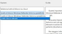 Aumentare la protezione in Windows 10