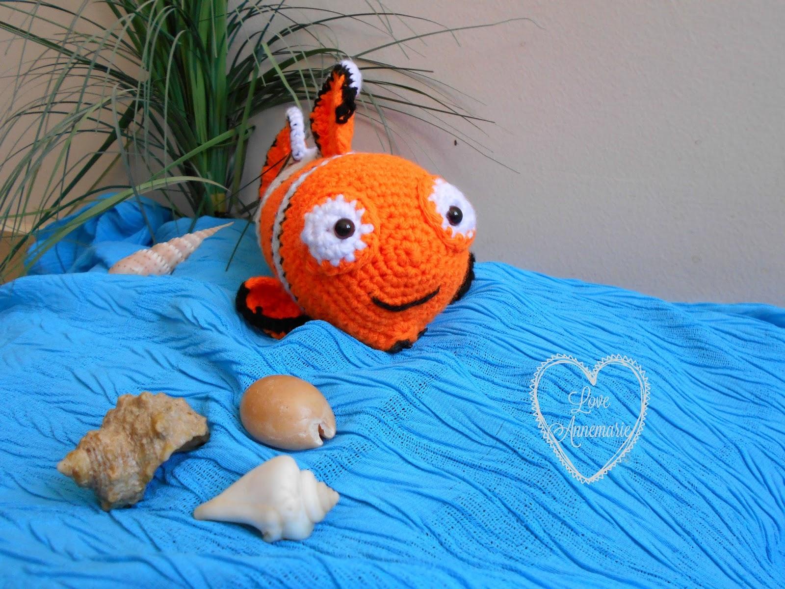 Haken Voor Een Goed Doel Gratis Haakpatroon Etuitje Nemo Of Knuffel