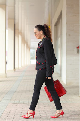 ideas de Zapatos Rojos Mujer