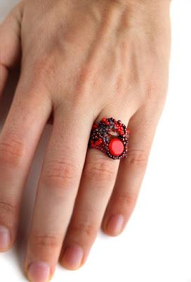 стильные молодежные украшения купить авторские кольца ручной работы