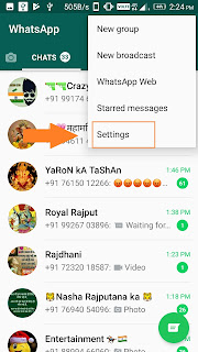 whatsapp hack for android