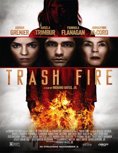 Ver Trash Fire (2016) Online