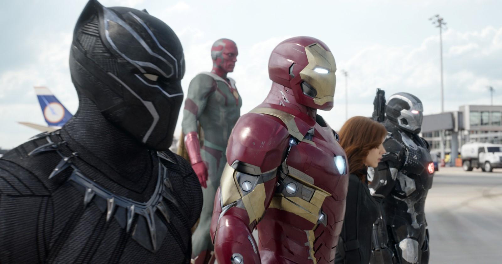 El bando de Iron Man
