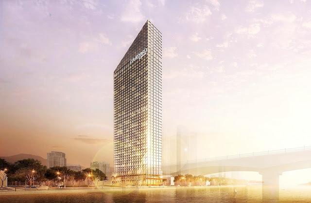 Phối cảnh dự án Land Mark Đà Nẵng