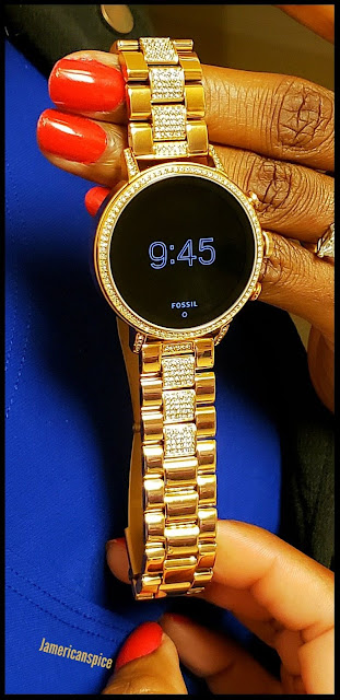 Fossil - Gen 4 Venture HR Smartwatch