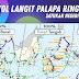Palapa Ring Tuntas, 514 Kabupaten Kota Terhubung Internet Kecepatan Tinggi