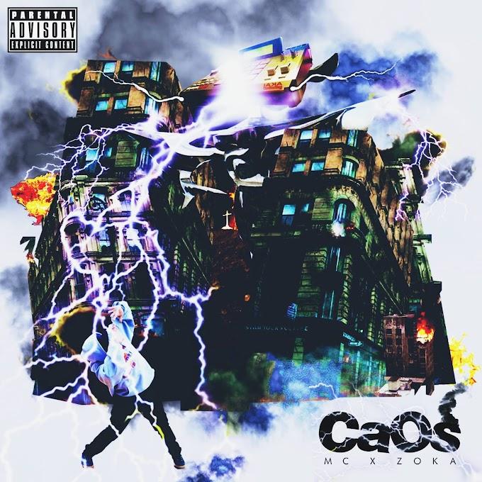EP Caos - Mc Zoka (Álbum) 2018 [Chile]