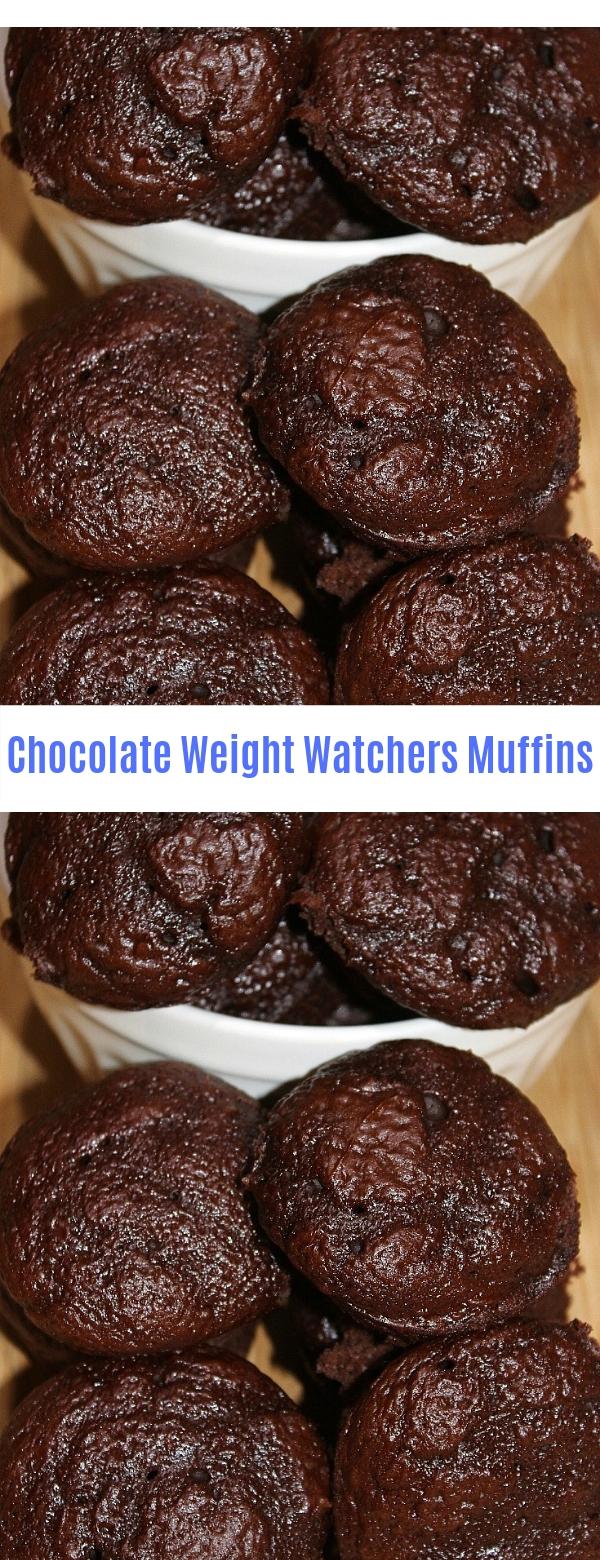 Chocolate Weight Watchers Muffins