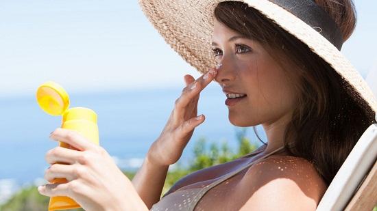 Bí quyết giúp trị nám da mặt khi mùa hè đến