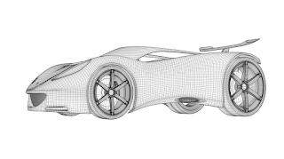 CAD prototype