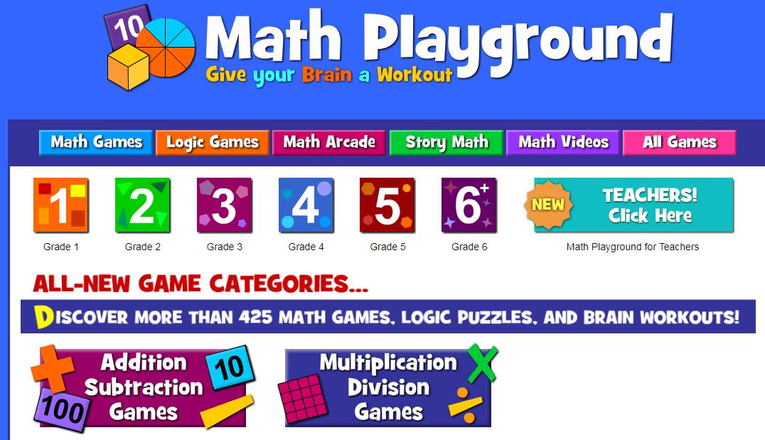 MathPLayGround
