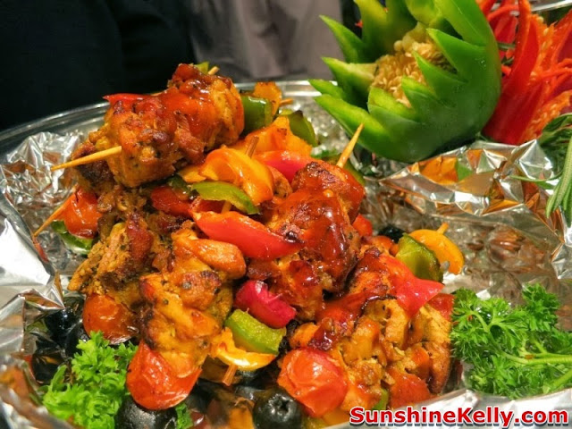 Shashlik chicken, Russia, World Buffet, Red Box Karaoke, lee kum kee, international buffet, rex box, green box, karaoke buffet food