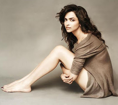 Dress No. 4 - Deepika padukone Sweater