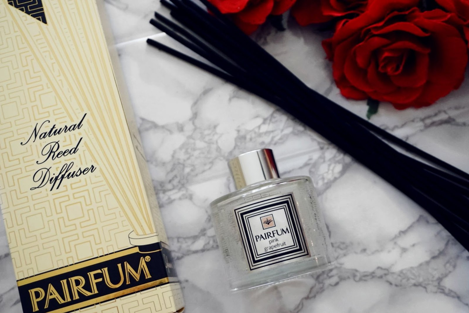 A GIFT IDEA FIT FOR THE PERFECT HOME - THE NATURAL AND HEALTHY OIL REED DIFFUSER BY PAIRFUM