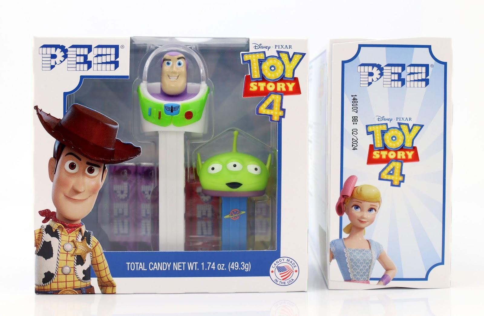 toy story 4 pez