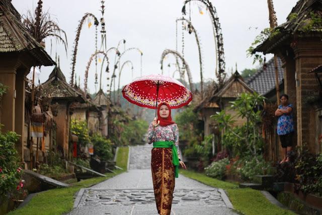 Desa tradisional penglipuran