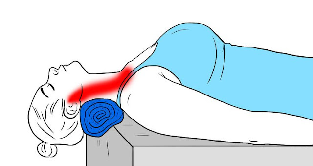 Relieve Tension In The Neck