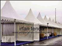 Penjual tenda di bandung, produksi tenda, menjual tenda, menyediakan tenda, harga murah, tenda sarnafil,