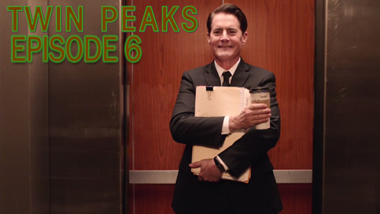 Twin Peaks - The Return (Episodio 6 / Part 6): Es un mundo oscuro