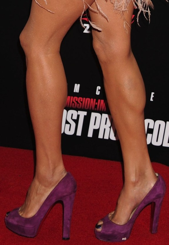 Paula patton toes talk