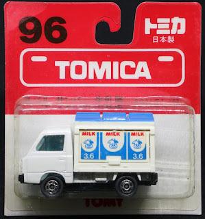 Tomica - 96 日本製