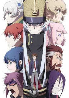 """Nueva imagen promocional del anime original """"Re:Creators"""""""