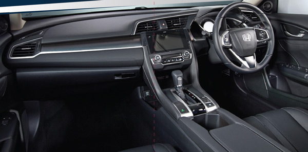 Honda Civic Gen 10