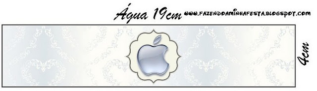 Apple Party: Free Printable Candy Bar Labels.