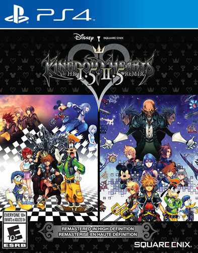 kingdom hearts ps3 remake Remix 1.5 Official trailer HD