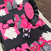 DIY Beautiful Minnie Mouse Party. Decoration Ideas.