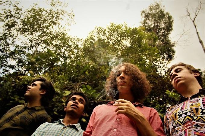 Entrevista: Os manauaras do Luneta Mágica desembarcam no Lollapalooza