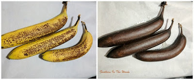 ripen bananas in oven
