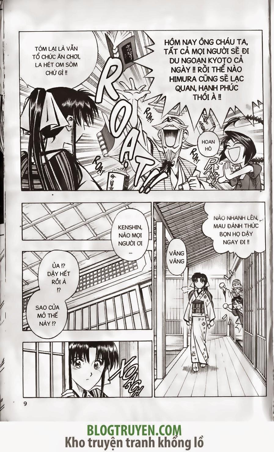 Rurouni Kenshin chap 149 trang 7