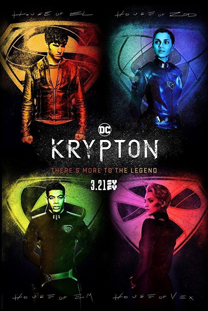 Krypton – Saison 2 [Streaming] [Telecharger]