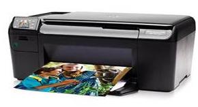 Herunterladen von HP Photosmart C4700-Treibern - HP PhotoSmart C4700 Series ist die Qualität und Zuverlässigkeit, nach der Sie suchen. Sie sparen Geld
