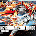 HGBF 1/144 Wing Gundam Zero Honoo - Release Info, Box Art and Official Images