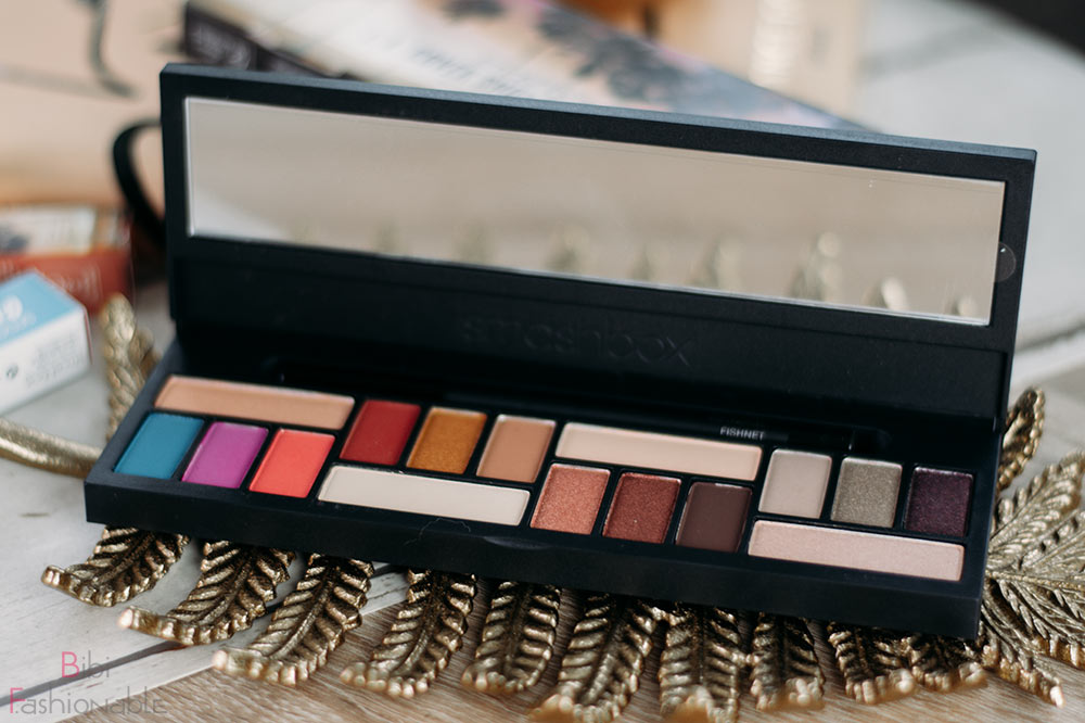 Smashbox L.A. Cover Shot Eye Palette offen