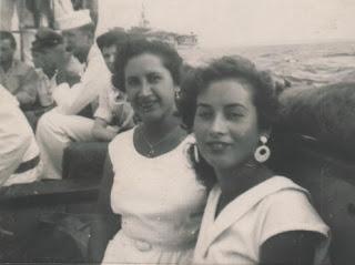 Tia Tere y mama