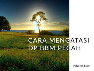 Ilustrasi DP BBM
